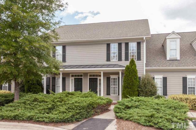 766 Parkside Townes Court, Wake Forest, NC 27587 (#2151959) :: Marti Hampton Team - Re/Max One Realty