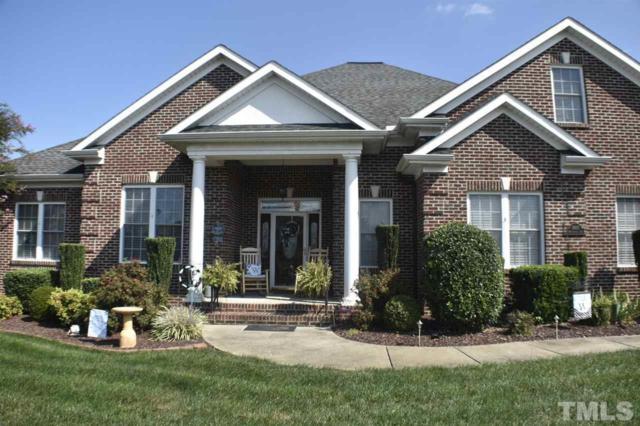 3105 Brookstone Drive, Burlington, NC 27215 (#2152335) :: Raleigh Cary Realty
