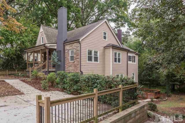 119 W Vernon Avenue, Wake Forest, NC 27587 (#2153023) :: Rachel Kendall Team, LLC