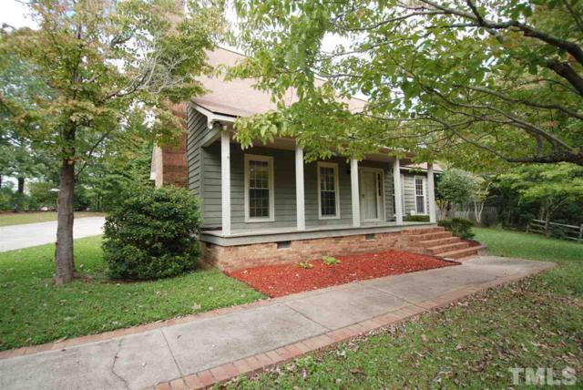 101 E Pine Street, Lillington, NC 27546 (#2153096) :: Raleigh Cary Realty