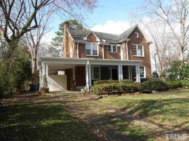 2011 Stone Street, Raleigh, NC 27608 (#2153276) :: The Abshure Realty Group
