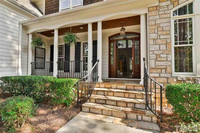 2901 Penfold Lane Lot 07, Wake Forest, NC 27587 (#2153816) :: The Jim Allen Group