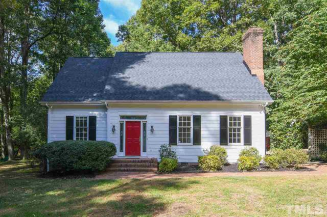 108 Foxridge Road, Chapel Hill, NC 27514 (#2154575) :: Raleigh Cary Realty