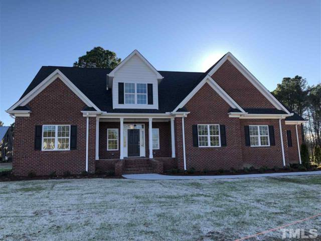 409 W Hatcher Street, Four Oaks, NC 27524 (#2154676) :: The Jim Allen Group