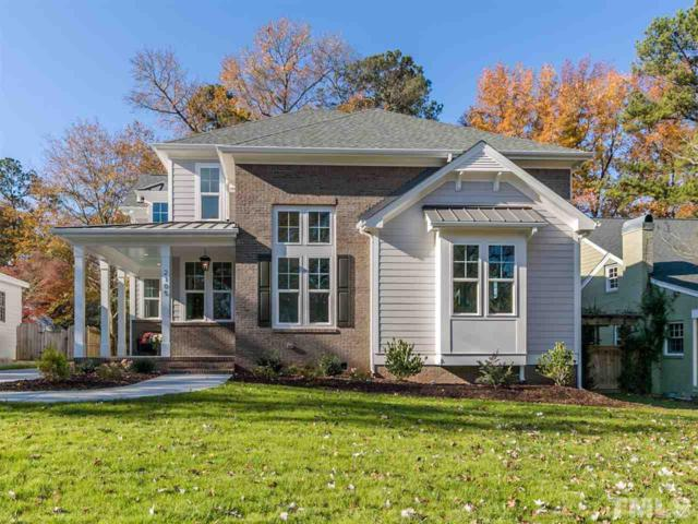 2105 Reaves Drive, Raleigh, NC 27608 (#2155343) :: Raleigh Cary Realty