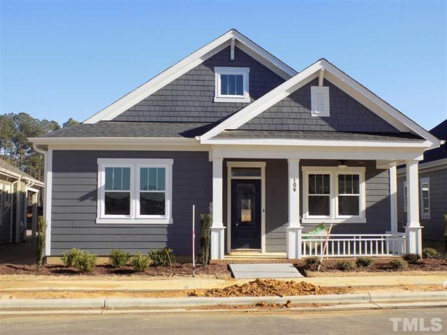 106 Village Walk Drive, Clayton, NC 27520 (#2155454) :: Raleigh Cary Realty