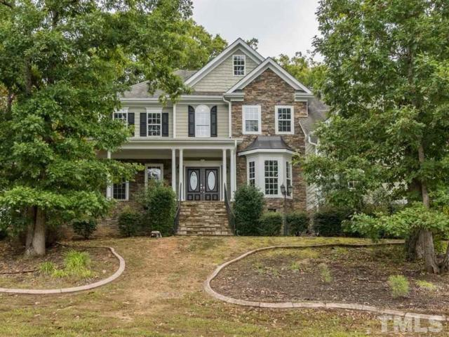 3600 Thorndike Drive, Wake Forest, NC 27587 (#2155958) :: The Jim Allen Group