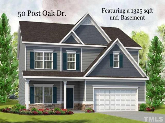 50 Post Oak Drive, Louisburg, NC 27549 (#2155999) :: The Jim Allen Group