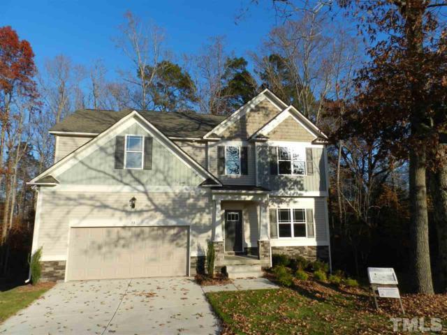33 Spanish Oak Way, Clayton, NC 27520 (#2156280) :: Rachel Kendall Team, LLC