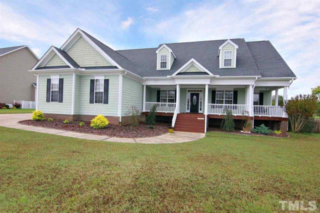 7409 Ladora Drive, Willow Spring(s), NC 27592 (#2156369) :: The Jim Allen Group