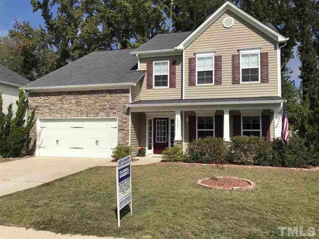 1806 Landstrom Lane, Fuquay Varina, NC 27526 (#2156416) :: The Abshure Realty Group