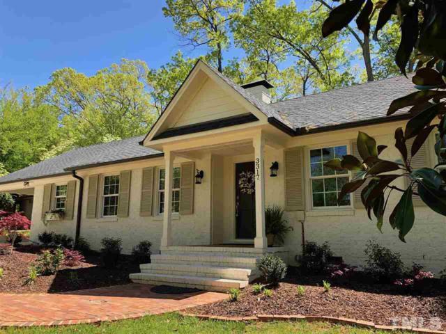 3317 Redbud Lane, Raleigh, NC 27607 (#2156517) :: The Jim Allen Group