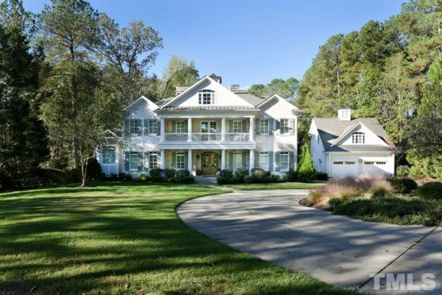 304 Nottingham Drive, Chapel Hill, NC 27517 (#2156526) :: The Jim Allen Group