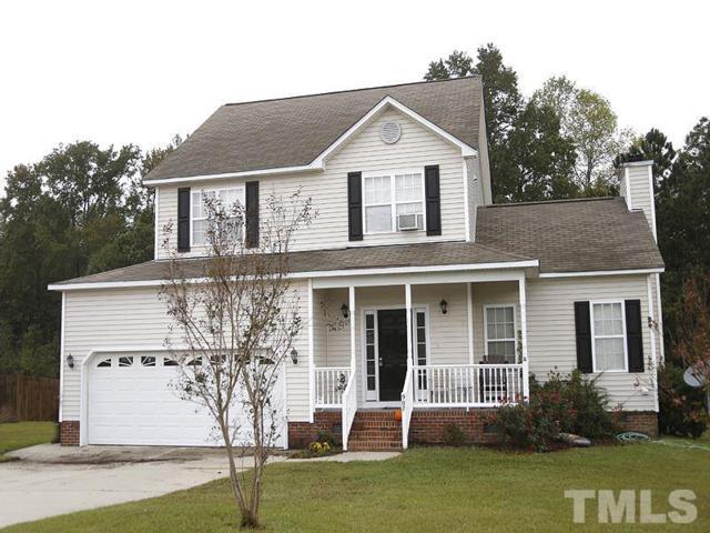 907 Blue Garden Lane, Willow Spring(s), NC 27592 (#2157475) :: Marti Hampton Team - Re/Max One Realty