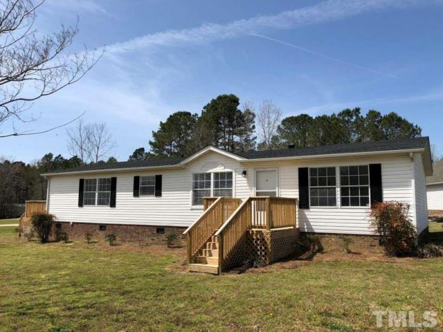 8731 South Creek Road, Willow Spring(s), NC 27592 (#2158261) :: Rachel Kendall Team, LLC
