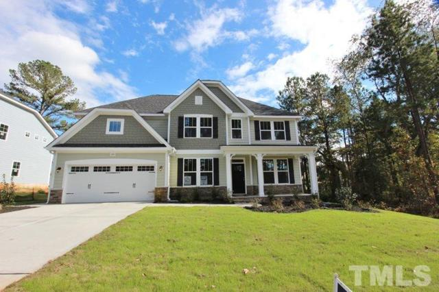 109 Park Bluff Drive, Holly Springs, NC 27540 (#2158449) :: Rachel Kendall Team, LLC