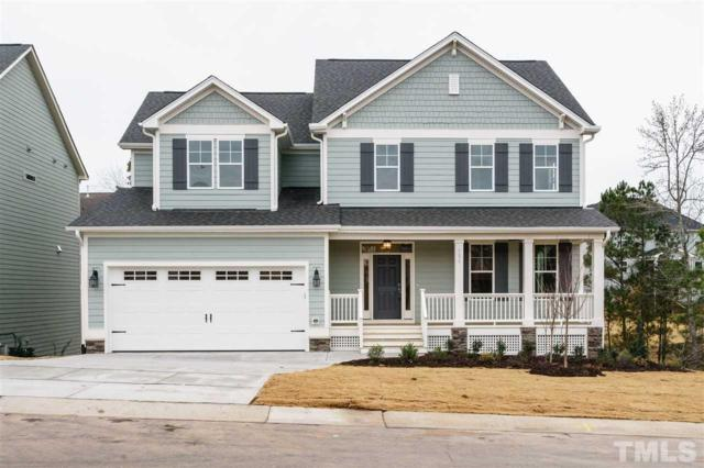 124 Pointe Park Circle, Holly Springs, NC 27540 (#2158567) :: The Jim Allen Group