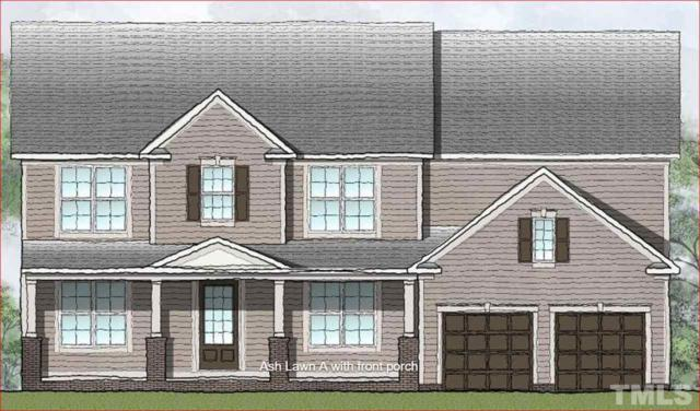 lot 1 Willow Rock Lane, Apex, NC 27523 (#2158819) :: The Abshure Realty Group