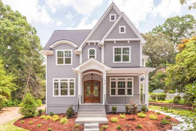 310 Furches Street, Raleigh, NC 27607 (#2158972) :: The Perry Group