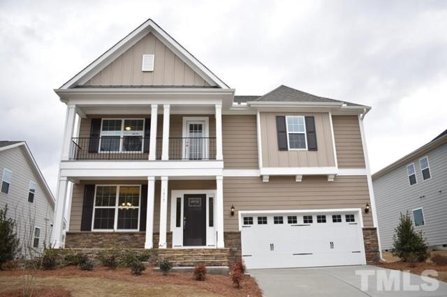 1817 Knights Crest Way, Wake Forest, NC 27587 (#2159032) :: The Jim Allen Group