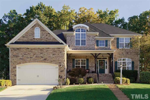 9308 Dansforeshire Way, Wake Forest, NC 27587 (#2159106) :: The Jim Allen Group