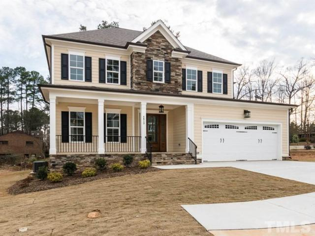 4613 Pleasant Pointe Way, Raleigh, NC 27613 (#2159411) :: The Abshure Realty Group