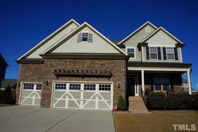 434 Granite Creek Drive, Rolesville, NC 27571 (#2159969) :: The Jim Allen Group