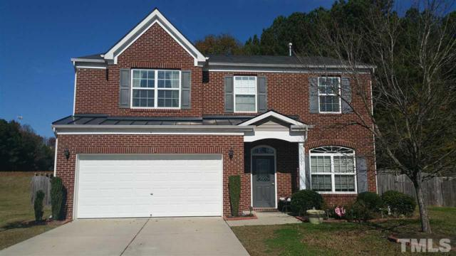 6009 Winged Willet Court, Wendell, NC 27591 (#2160401) :: The Jim Allen Group