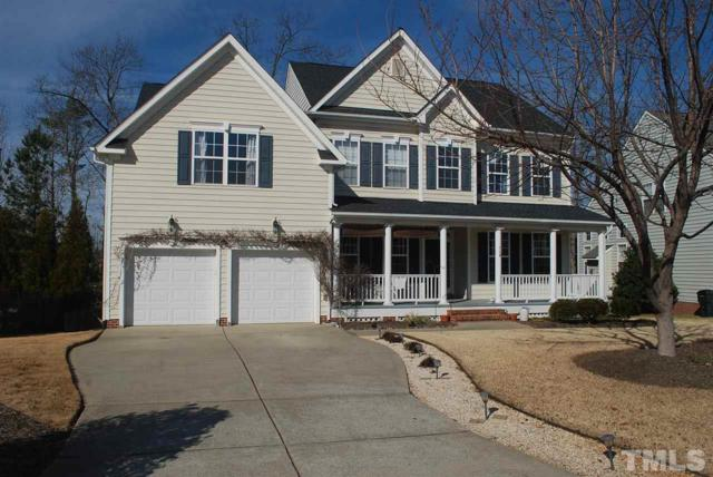 113 Muses Mill Court, Holly Springs, NC 27540 (#2160614) :: Rachel Kendall Team, LLC