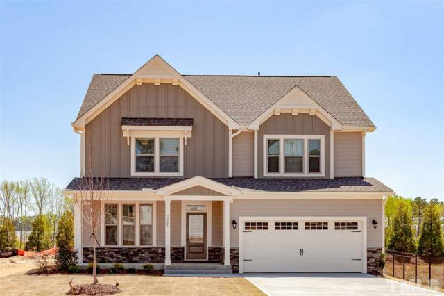 2205 Lark Sparrow Lane Lot 2, Apex, NC 27502 (#2160807) :: Raleigh Cary Realty
