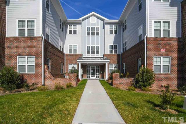 734 Waterford Lake Drive #734, Cary, NC 27519 (#2161155) :: Rachel Kendall Team, LLC