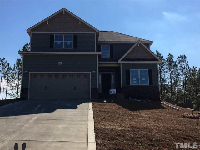 701 Juno Drive, Broadway, NC 27505 (#2161845) :: The Abshure Realty Group