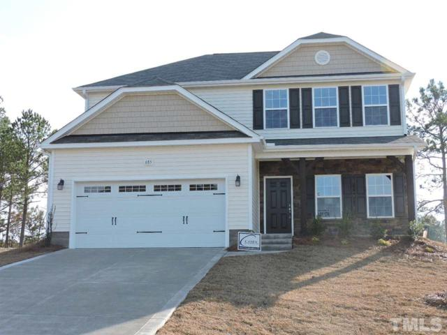 685 Juno Drive, Broadway, NC 27505 (#2161852) :: The Abshure Realty Group