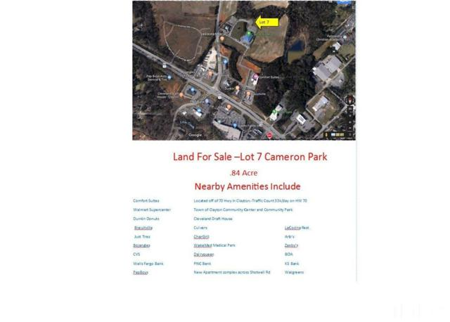 1350 Mechanical Drive, Clayton, NC 27520 (#2161930) :: Dogwood Properties