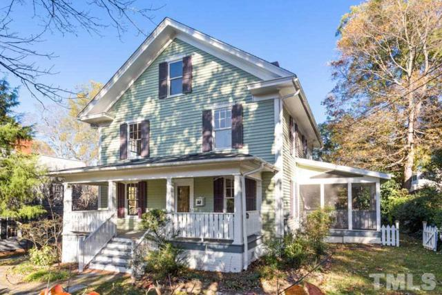 208 Hillsborough Street, Chapel Hill, NC 27514 (#2161992) :: M&J Realty Group