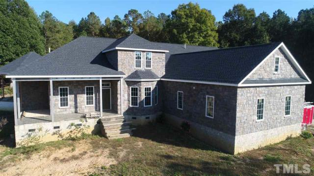 464 Bluff Ridge Lane, Angier, NC 27501 (#2162378) :: The Perry Group