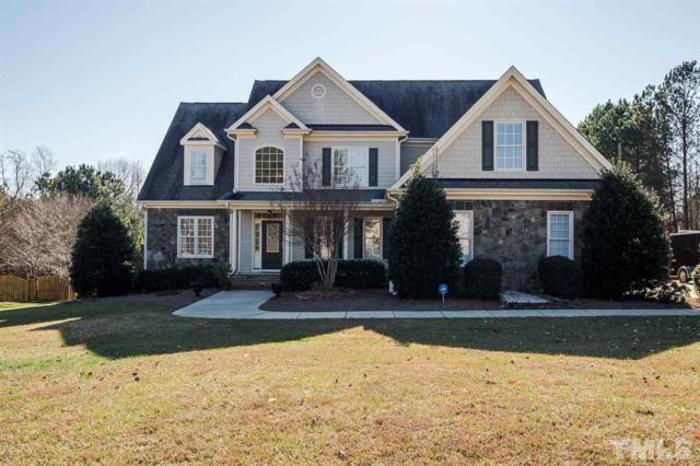 40 Pebble Creek Drive, Franklinton, NC 27525 (#2162583) :: Rachel Kendall Team, LLC