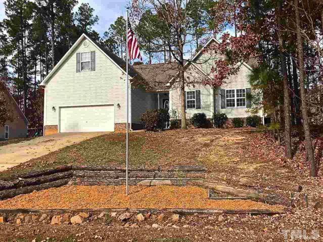 36 Wateredge Lane, Sanford, NC 27332 (#2163295) :: Raleigh Cary Realty