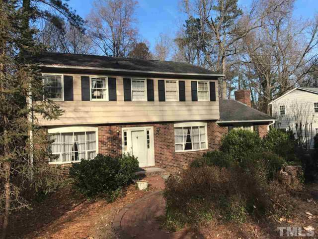 1703 Fountain Ridge Road, Chapel Hill, NC 27517 (#2163401) :: Raleigh Cary Realty
