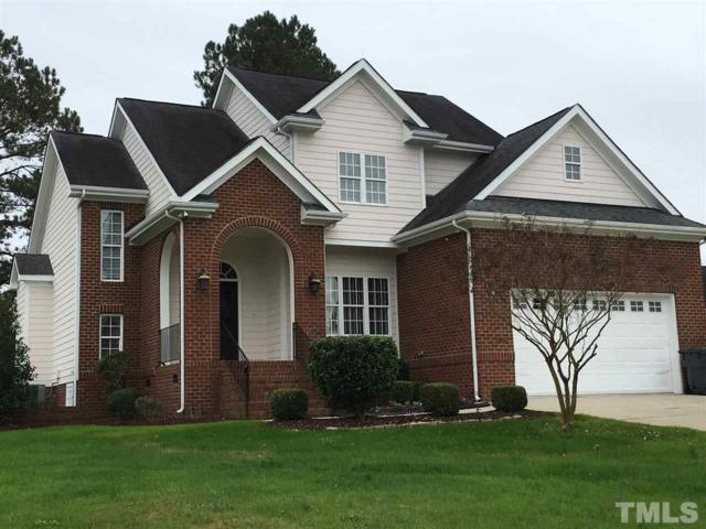 117 Carroll Drive, Four Oaks, NC 27524 (#2163490) :: Raleigh Cary Realty