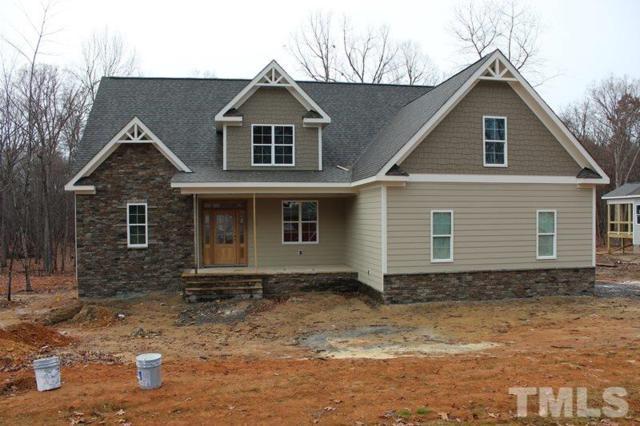 30 Carlson Ridge Drive, Youngsville, NC 27596 (#2163733) :: The Jim Allen Group