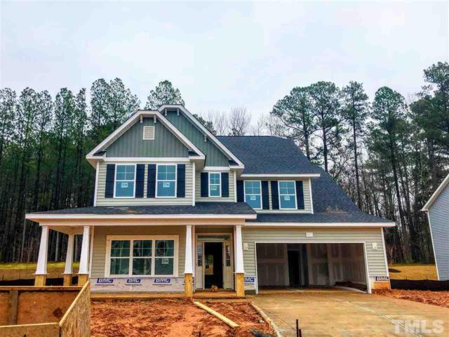303 Porter Hill Drive, Youngsville, NC 27596 (#2164024) :: Raleigh Cary Realty