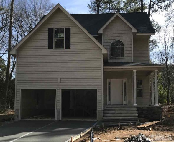 1401 Pineview Drive, Garner, NC 27529 (#2164366) :: Rachel Kendall Team, LLC