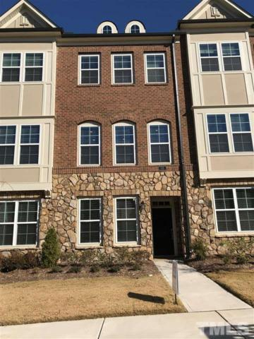 835 Bankston Woods Way #67, Raleigh, NC 27609 (#2164486) :: The Abshure Realty Group