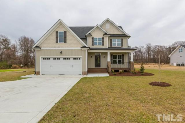 6729 Dwight Rowland Road, Willow Spring(s), NC 27592 (#2164541) :: Raleigh Cary Realty