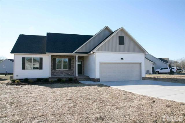 64 Oakley Drive, Princeton, NC 27569 (#2164545) :: Rachel Kendall Team, LLC