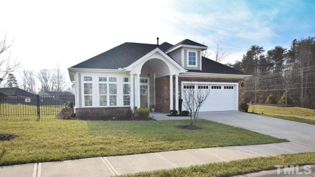 100 Mikaila Drive #100, Gibsonville, NC 27249 (#2164795) :: Raleigh Cary Realty