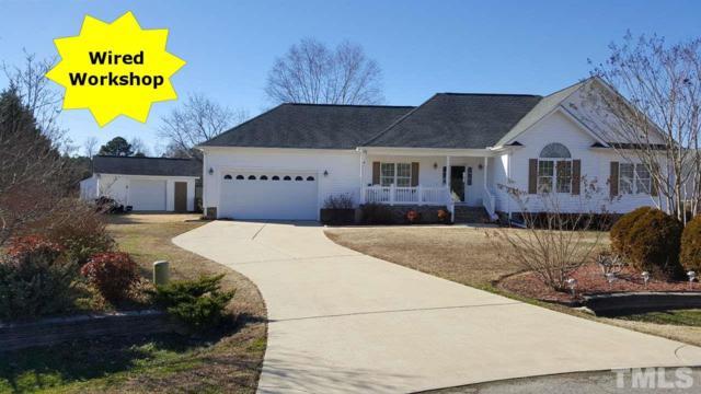 96 Magnolia Place, Pine Level, NC 27568 (#2164970) :: Rachel Kendall Team, LLC