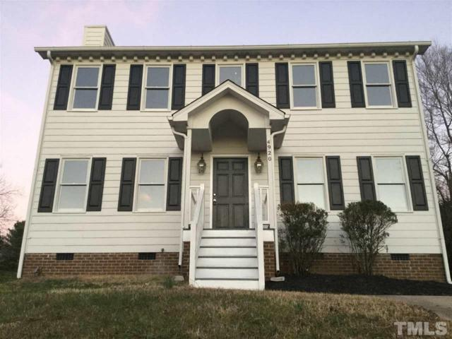 4920 Lazyriver Drive, Durham, NC 27712 (#2165428) :: Rachel Kendall Team, LLC