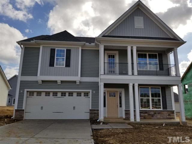 4707 Broad Falls Lane Lot 129, Knightdale, NC 27545 (#2165437) :: The Jim Allen Group